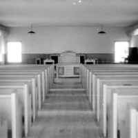 Antioch Missionary Baptist Church interior