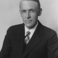 President Ernest Hatch Wilkins